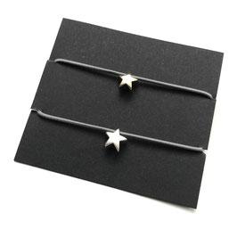 Armbändchen mit Sternchen