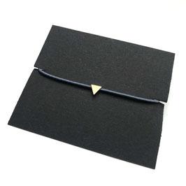 Armbändchen mit  Dreieck