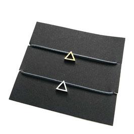 Armbändchen mit Triangel