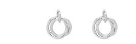 Open circles silver