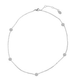 Circles circles silver