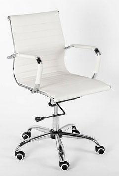 Silla ALUMINIUN con ruedas elevable (Inspiración silla Aluminium de Charles & Ray Eames)