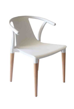 Silla PITIUSA FLAT (Inspiración silla Wishbone de H. J. Wegner)