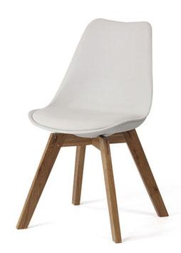 Silla BEECH RALF Roble (Inspiración silla Tulip de Eero Saarinen)