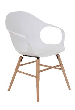 Silla DYPO FLAT (Inspiración silla Elephant de Neuland Industriedesign)