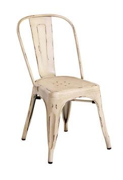 Silla TEREK ANTIQUE (Inspiración silla Tolix de Xavier Pauchard)