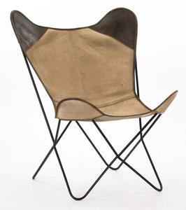 Silla MARIPOSA (Inspiración en el clásico sillón BFK de Antonio Bonet)