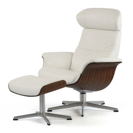 Sillón LOUNGE OUT (Inspiración Lounge Chair de Charles and Ray Eames)