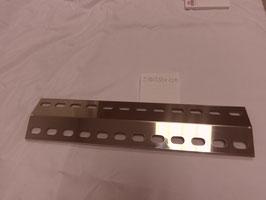 533 mm x 120 mm Edelstahl Flammenverteiler
