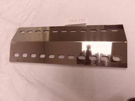 510 mm x 190 mm Edelstahl Flammenverteiler