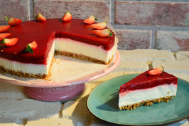 Obst-Cheesecake