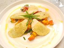 Menübox vegetarisch - für 2 Personen