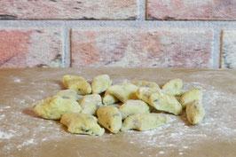 Gnocchi mit Basilikum