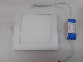 LED Einbauleuchte IP20 170x170mm 12W 950Lm