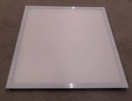 LED-Panel 625x625mm 36W Rahmen weiss normalweiss