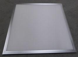 LED-Panel 600x600mm 48W Rahmen Alu kaltweiss
