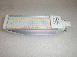 LED-Lampe G24 4 Pin  8W 3000K