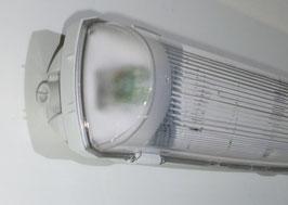 Nassleuchte IP66 für LED-Röhre 60cm