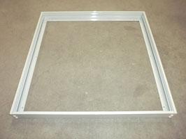 Aufputzrahmen 602x605x50mm für Panel