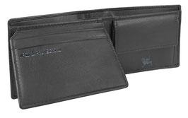 """Mano """"Certo"""" - Kompaktes Portemonnaie mit RFID Schutz"""