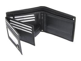 Portemonnaie Nr.3101 - Schwarz