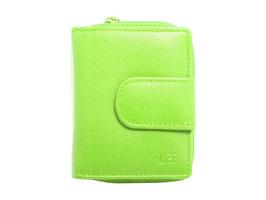 Kleines Rv-Portemonnaie Nr.1502 - Apfelgrün