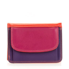 243-75 Small Tri-Fold Wallet - Sangria