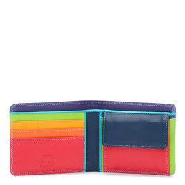 138-4 Standard Wallet w/Coin Pocket - Black/Pace