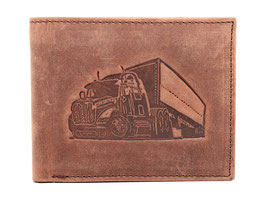 Portemonnaie Nr.3105 mit Lastwagen Prägung