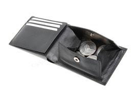 Portemonnaie mit Wiener Schachtel Münzfach - Nr. 2092