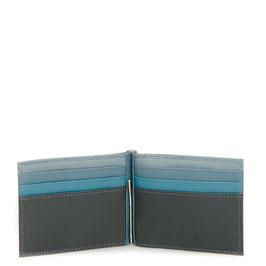 137-82 Mywalit Money Clip Wallet - Smokey Grey