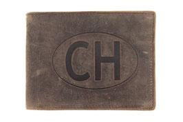 """Portemonnaie """"CH"""""""