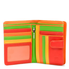 229-12 Large Snap Wallet - Jamaica