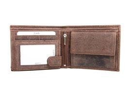 Portemonnaie Nr.3105 Antikbraun