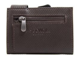 SecWal Kreditkartenetui - Osaka Braun