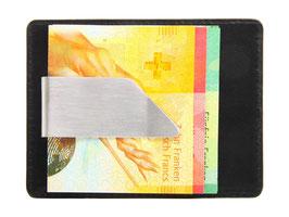 Manage Kartenetui mit Geldklammer