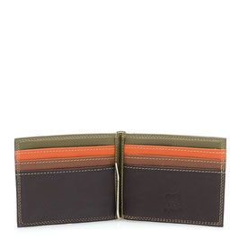 137-72 Mywalit Money Clip Wallet - Safari Multi