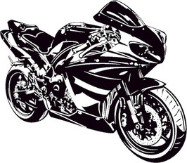 Läsergravur Motorrad-1