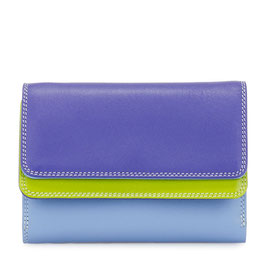 250-126 Double Flap Purse / Wallet - Lavender