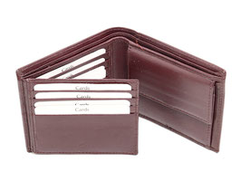 Portemonnaie - Nr.2013 - Bordo