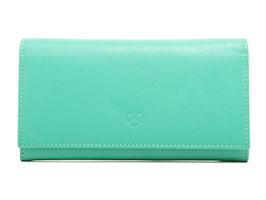 Damenportemonnaie Nr.3803 - Mitgrün