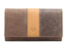 Portemonnaie Nr.3804 - Multicolor Braun