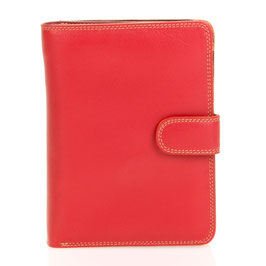 229-18 Large Snap Wallet - Berry Blast
