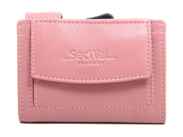 SecWal Kreditkartenetui - Rosa
