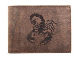 Portemonnaie Skorpion