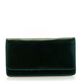 237-4 Medium Matinee Purse Wallet - Black/Pace