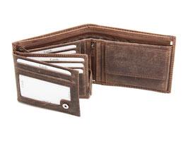 Portemonnaie Nr.3101 - Antikbraun