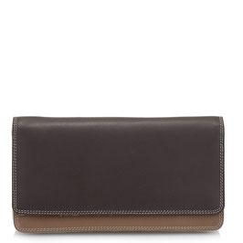 237-128 Medium Matinee Purse Wallet - Mocha