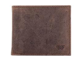 Dollarclip Portemonnaie Nr.4104 - Braun