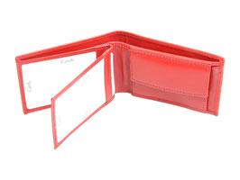 Mini Portemonnaie Nr.1032 -Rot